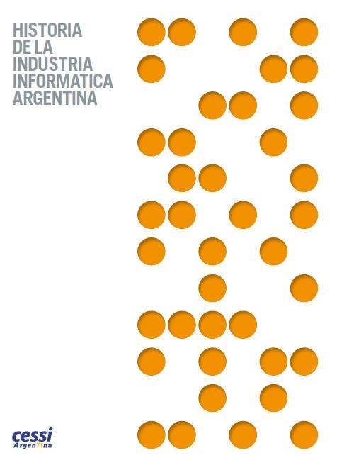 Tapa Libro Historia Industria Informatica Argentina